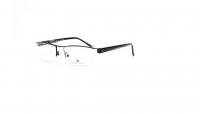 Massi MA 05.03 C1-5 Szemüvegkeret - Fekete, BordóMéret - 53