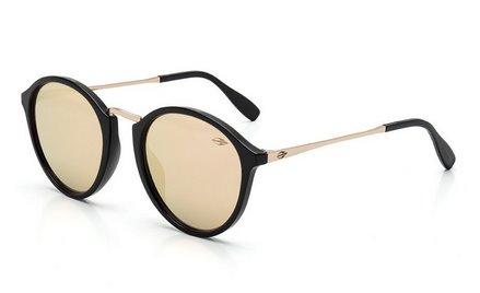 Mormaii Cali M0077 A02 46 SUN Szemüvegkeret - Fekete, Arany