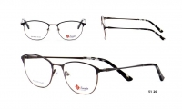 Sonata RST 0650/3 Szemüvegkeret - Barna, fém, női szemüvegkeret