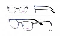 Success BIS 0706/1 Szemüvegkeret - Kék, szürke