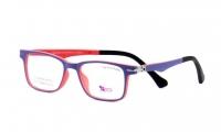 Success XS 0709/2 Szemüvegkeret - Piros, kék, előtétes