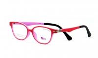 Success XS 0710/3 Szemüvegkeret - Piros, rózsaszín, előtétes