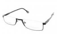 Ruud van Dyke RVD 644T/1 Szemüvegkeret - Szín - Fekete