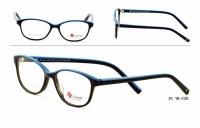 Sonata XST 7330/3 Szemüvegkeret - Szin - Fekete, Kék