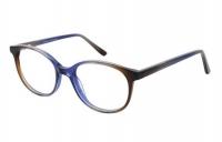 Owlet+ OPAA 91/76 Szemüvegkeret - Kék, Barna