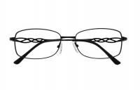 Owlet OWMM 193/1 Szemüvegkeret - Fekete