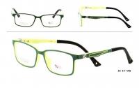 Success XS 8772/8 Szemüvegkeret - Zöld, Sárga