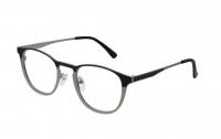 Owlet OPMM 142/3 Szemüvegkeret - Fekete, Metál