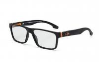 Mormaii Oceanside M6048 A96 53 Szemüvegkeret - Fekete, Narancs