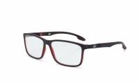 Mormaii Prana M6044 ACA 55 Szemüvegkeret - Fekete, Piros
