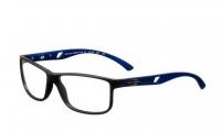 Mormaii Atlantico M6007 A41 57 Szemüvegkeret - Fekete, Kék