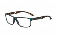 Mormaii Atlantico M6007 111 57 Szemüvegkeret - Kék, Barna