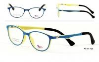 Success XS 8812/7 Szemüvegkeret - Szürke, Piros
