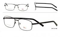 Success RS 8740/1 Szemüvegkeret - Fekete