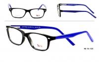 Success GLS 8734/1 Szemüvegkeret - Fekete, kék
