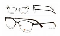 Sonata RST 7344/1 Szemüvegkeret - Fekete, Barna