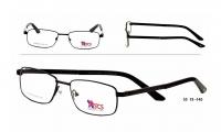 Success RS 8752/2 Szemüvegkeret - Fekete