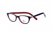 Success XS 9747/1 Szemüvegkeret - Szín - Fekete, Piros