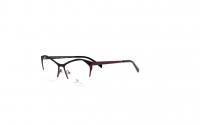 Massi Arcos Mattriol Szemüvegkeret - Lila, FeketeMéret - 55