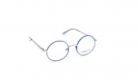 Scarlet Oak Cherrytree Bluesquare Szemüvegkeret - Kék, Ezüst