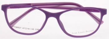 Jean Louis Bertier szemüvegkeret JTYQ6627 C2 (202707) 47-es mére