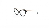 Massi MA 04.50 C2 Szemüvegkeret - Szín - fekete, aranyMéret - 53