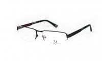 Massi MA 04.43 C5 Szemüvegkeret - Szín - fekete, bordóMéret - 59