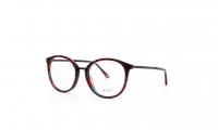 Massi MA 04.58 C5 Szemüvegkeret - Fekete, Piros, KékMéret - 55