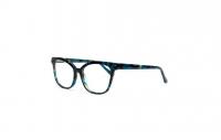 Massi MA 04.69 C6 Szemüvegkeret - Kék, FeketeMéret - 53