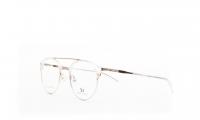 Massi MA 04.77 C1 Szemüvegkeret - Átlátszó, Arany