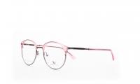 Massi MA 04.93 C4 Szemüvegkeret - Rózsaszín, Ezüst