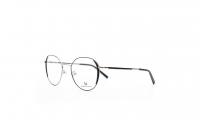 Massi MA 04.95 C2 Szemüvegkeret - Fekete, EzüstMéret - 53
