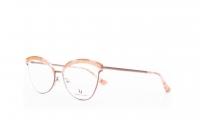 Massi MA 04.96 C4 Szemüvegkeret - Rózsaszín, FehérMéret - 55