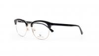 Massi MA 04.98 C1-45 Szemüvegkeret - Fekete, AranyMéret - 52