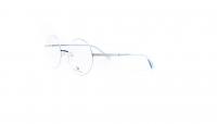 Massi MA 05.01 C1-6 Szemüvegkeret - Kék, EzüstMéret - 53