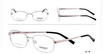 SIMPLEYE szemüvegkeret MGSM 9336 c3 Méret: 53