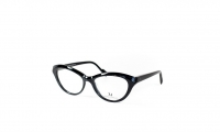 Massi MA 04.46 C1 Szemüvegkeret - FeketeMéret - 51