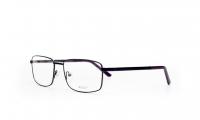 Massi MA 04.65 C6 Szemüvegkeret - Fekete, BarnaMéret - 58