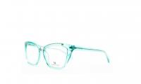 Massi MA 04.94 C3 Szemüvegkeret - Zöld, ÁtlátszóMéret - 56