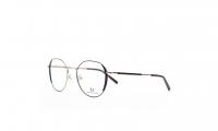 Massi MA 04.95 C1 Szemüvegkeret - Fekete, AranyMéret - 53