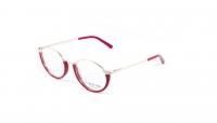 Scarlet Oak Willow C5-45 Szemüvegkeret - Piros, Arany