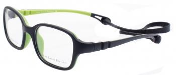 Jean Louis Bertier Junior szemüvegkeret BLK011 C14 (173902) 42-e