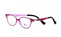Success XS 0710/2 Szemüvegkeret - Rózsaszín, gyerek, előtétes